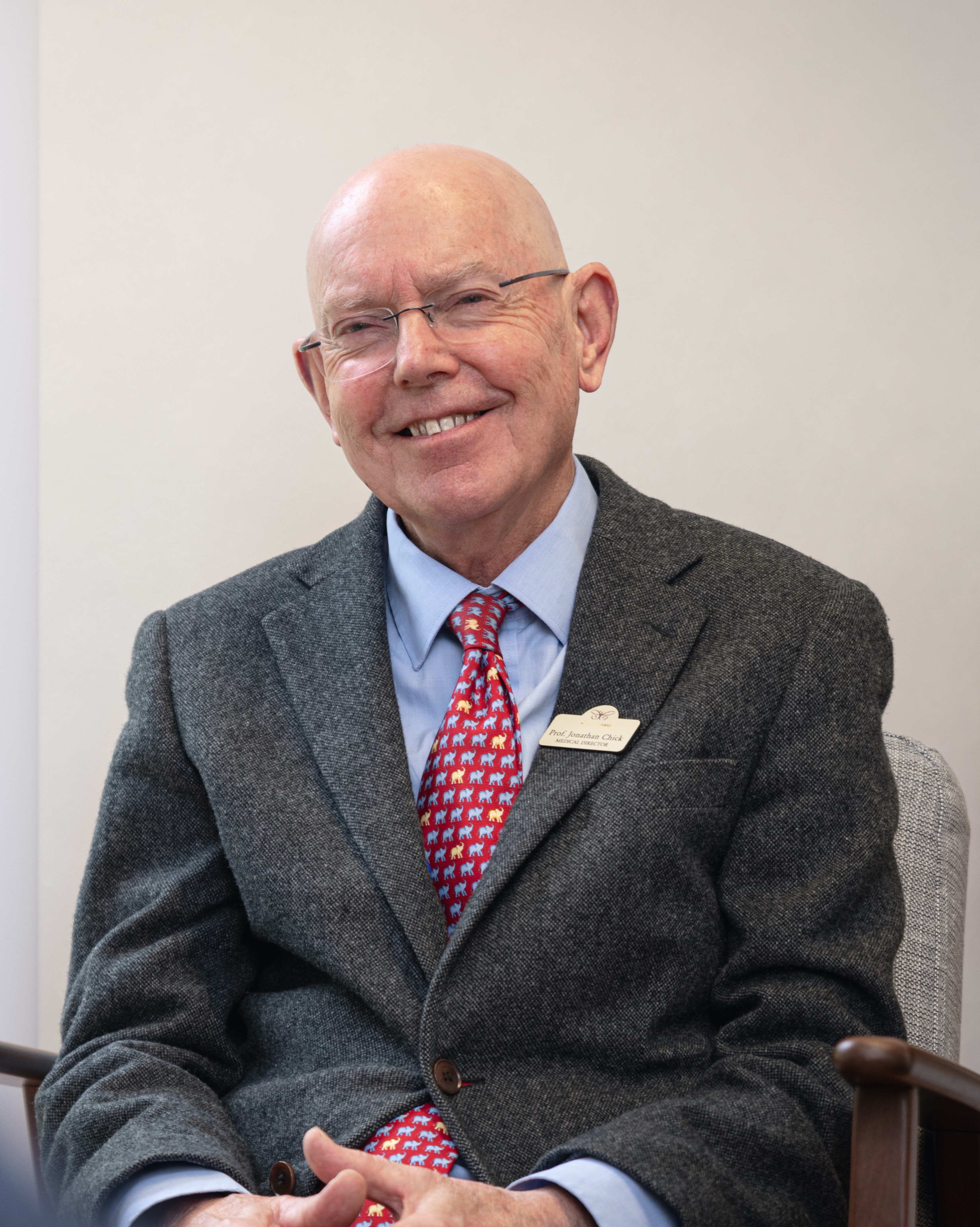 Professor Jonathan Chick