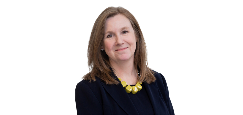 Elaine Hindal, Chief Executive