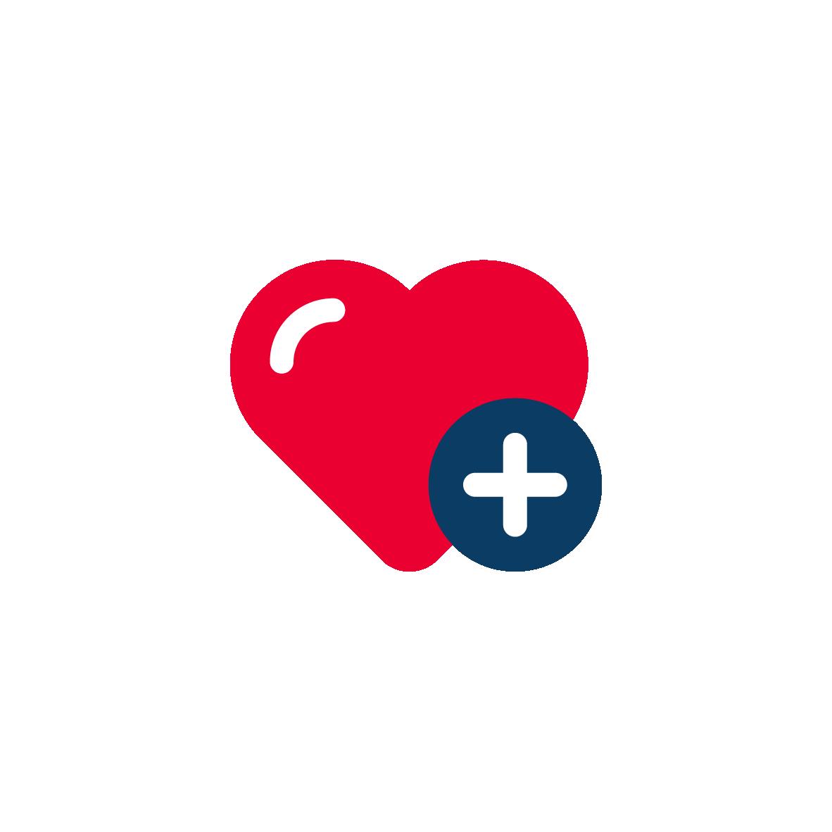 Heart pictogram